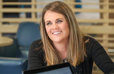 Katie Towler will be the academy's first on-site administrator starting in the fall of 2018. A former high school counselor, college and career preparedness is near and dear to her heart.