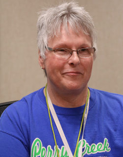 Cindy Bowers, Special Education Teacher